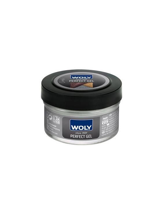 Crema de limpieza suave que contiene cera para acondicionar y relucir ligeramente todos los tipos de cuero liso Elimina las mar
