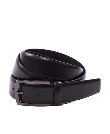 Cinturon para hombre en color negro Caracteristicas Not assigned zapato de vestir suela exterior piel e interior forro piel Mig