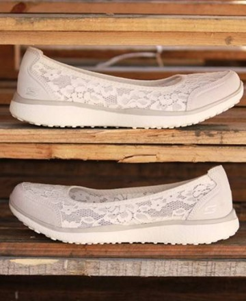 Catchalot Skechers Microburst Bailarinas shoes 23581