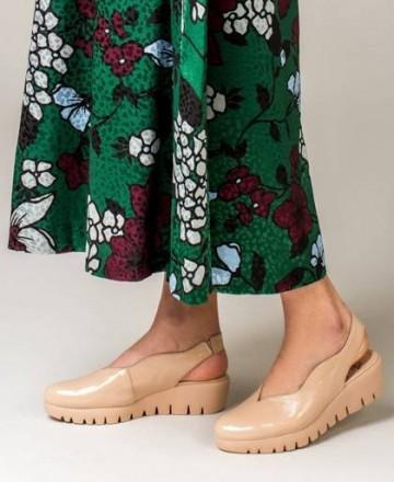 Catchalot Zapatos destalonados Wonders C-33161