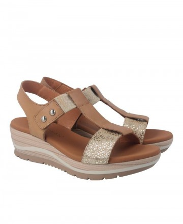 Wedge Sandals Paula Urban 1-8107