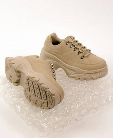 Catchalot Coolway platform sneakers Wander