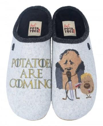 Zapatillas de estar por casa Hot Potatoes 56837