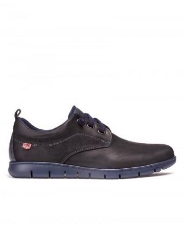 Shoes Blucher On Foot Flex 8551