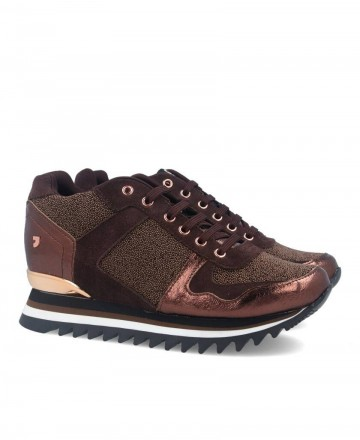 Sneakers with wedge Gioseppo Alzette 56898