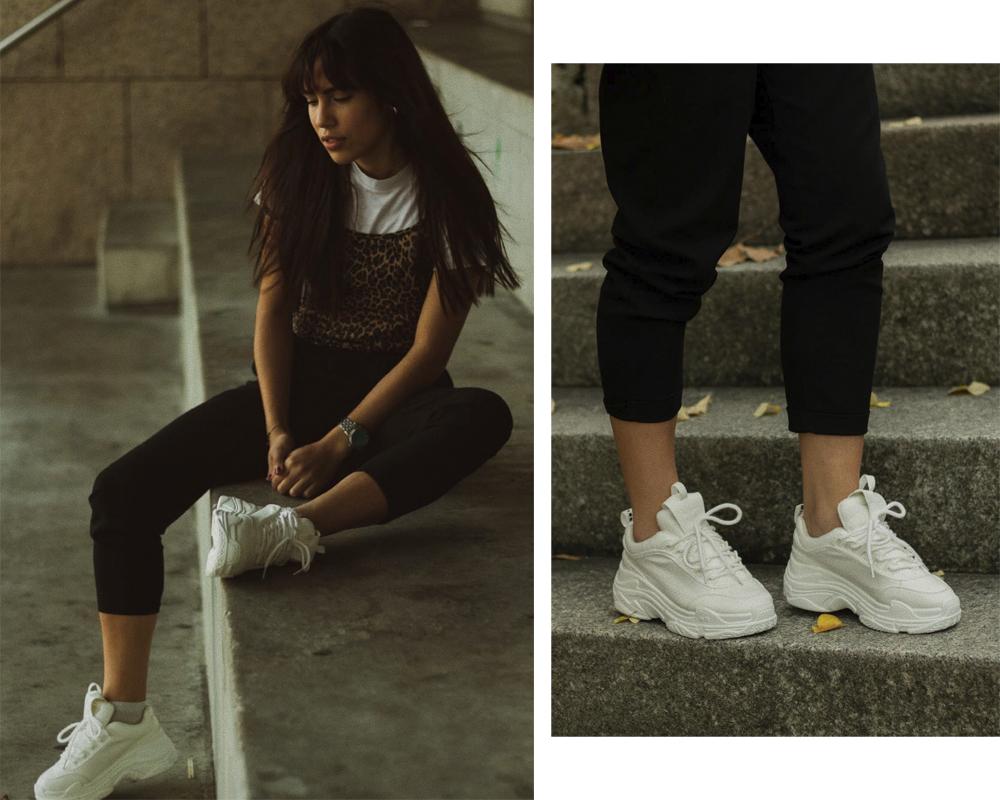 Corre a por estas zapatillas, seguimos de rebajas y tienen