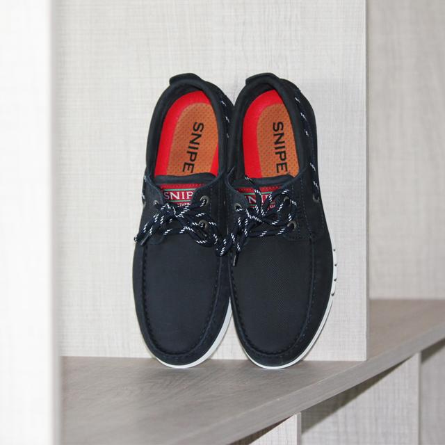zapatos náuticos snipe 22498-c