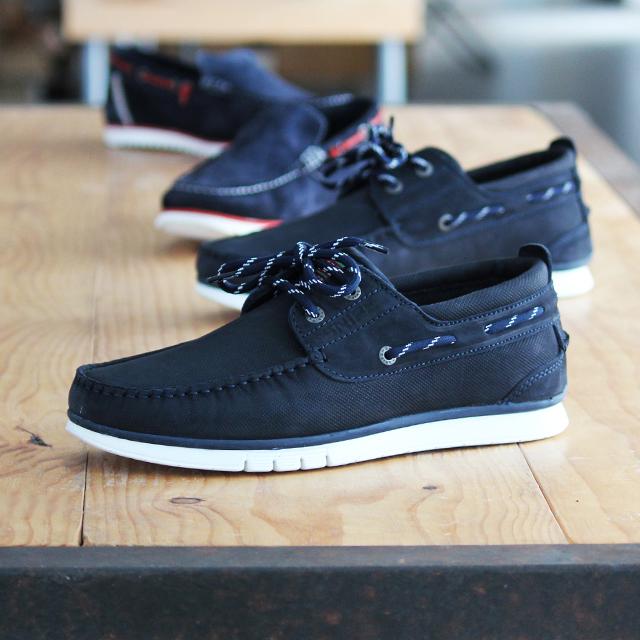 zapatos náuticos y mocasines