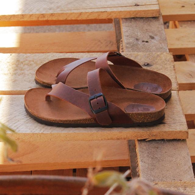 sandalias romanas para mujer inter-bios 7119