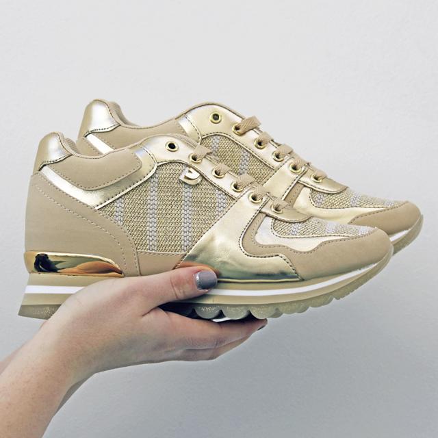 talla de pie en centímetros sneakers Gioseppo