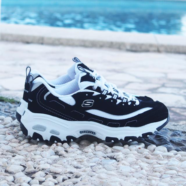talla de pie en centímetros sneakers skechers