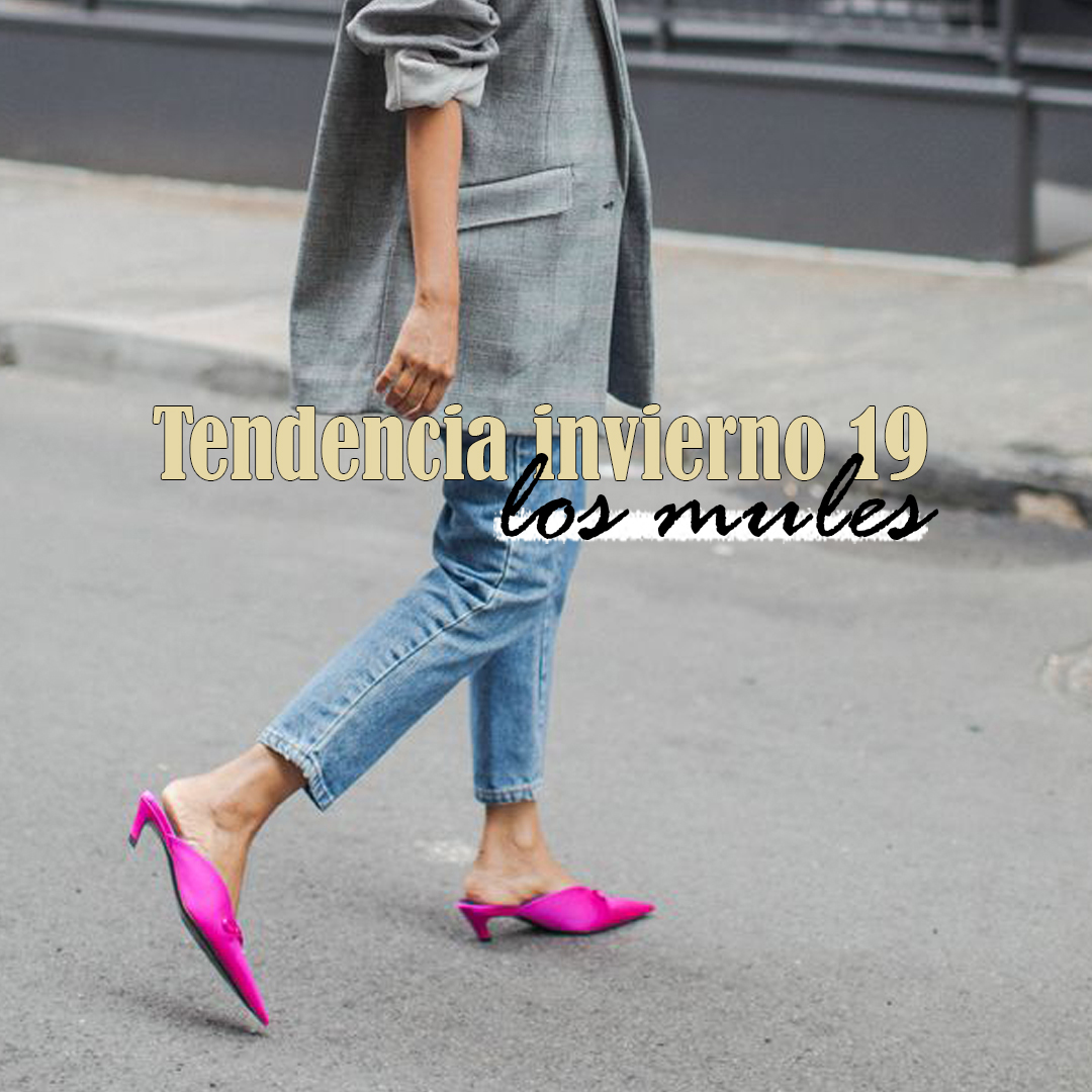 mules mujer