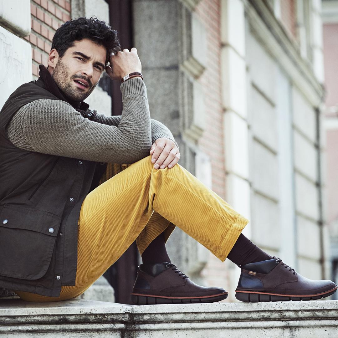Catchalot days ofertas en zapatos de nueva colección Botín casual Pikolinos Tudela M6J-8195 NW