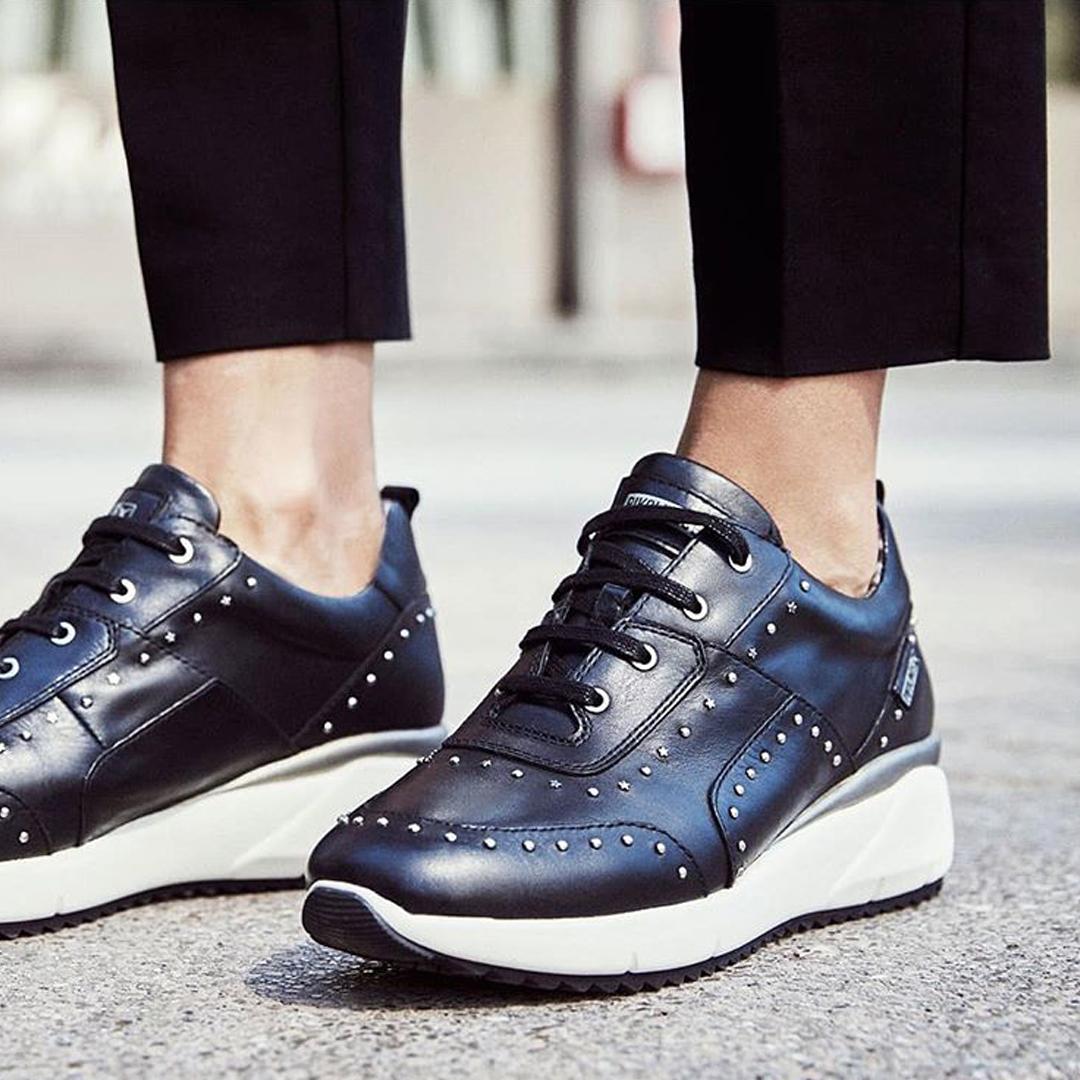 calzado cómodo sneakers pikolinos w6z-6806 sella