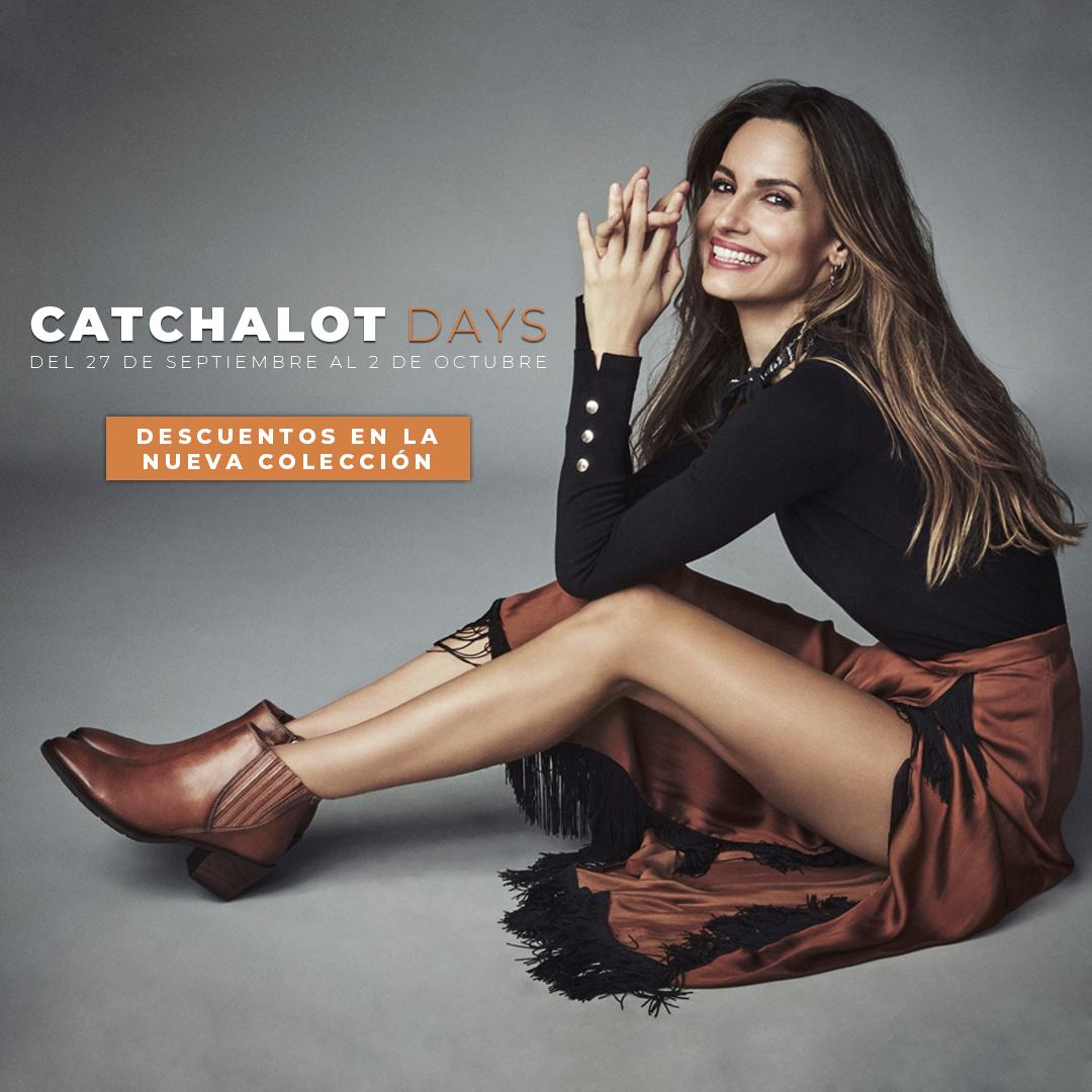 Catchalot days ofertas en zapatos de nueva colección