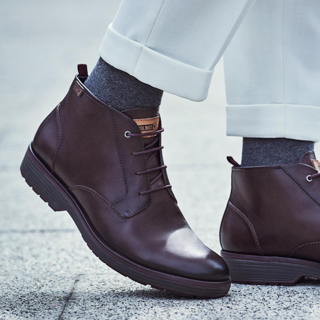 zapatos para trabajar hombre Pikolinos Gava M5P-8317