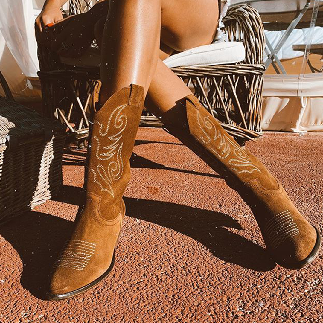 Botas cowboy Catchalot Jandra