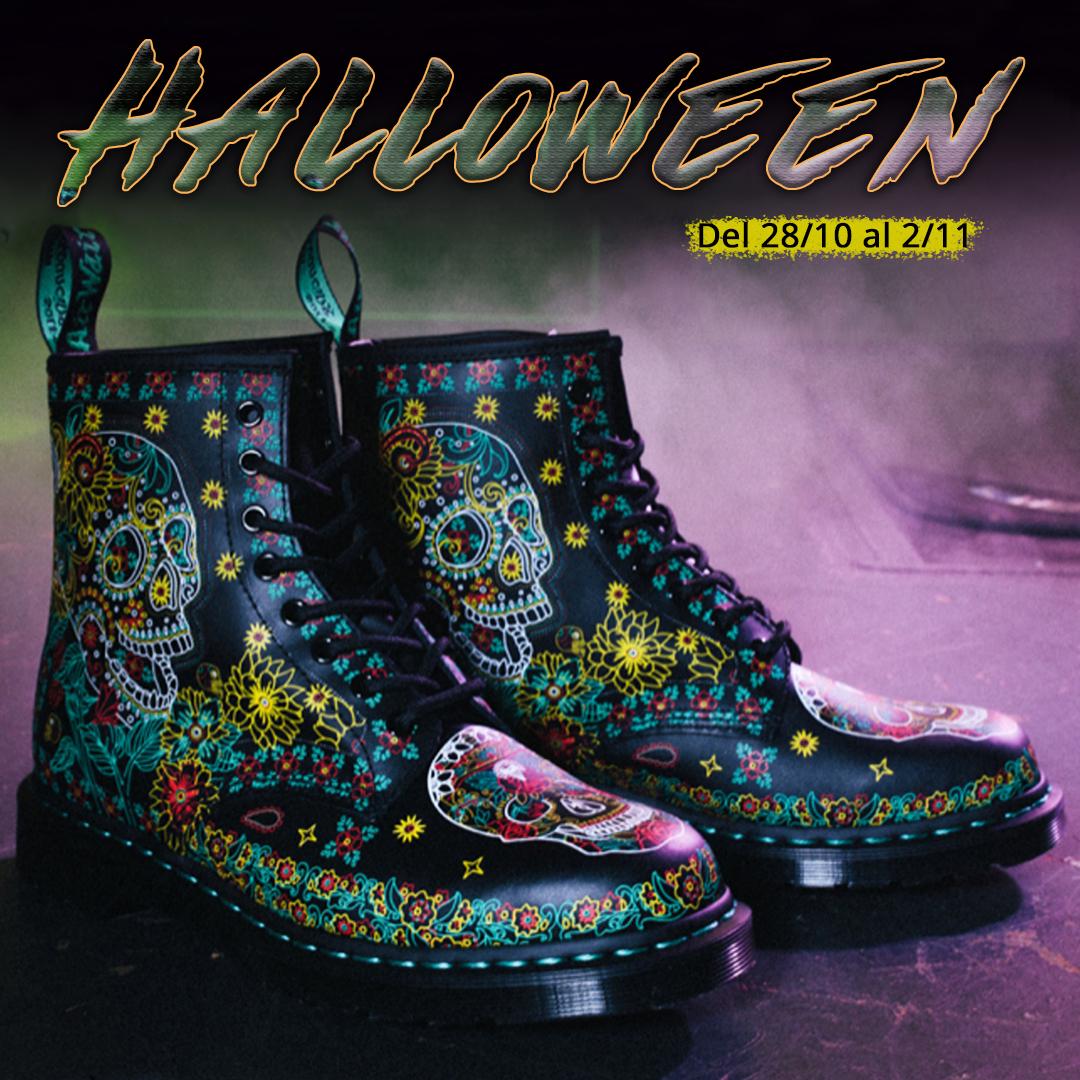 Descuentos zapatos halloween
