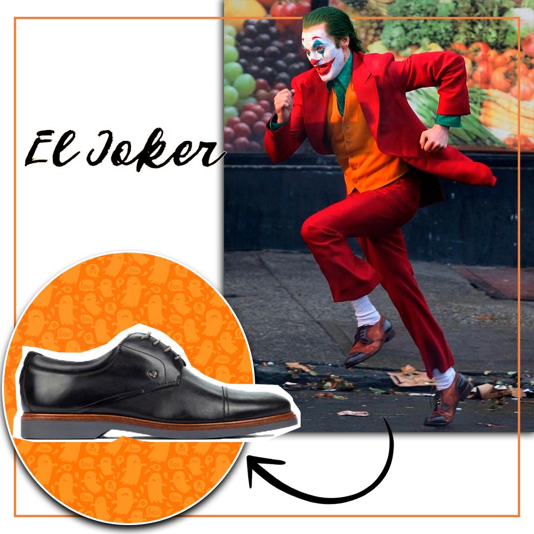 Descuentos zapatos halloween Zpatos martinelli 1384-1683F