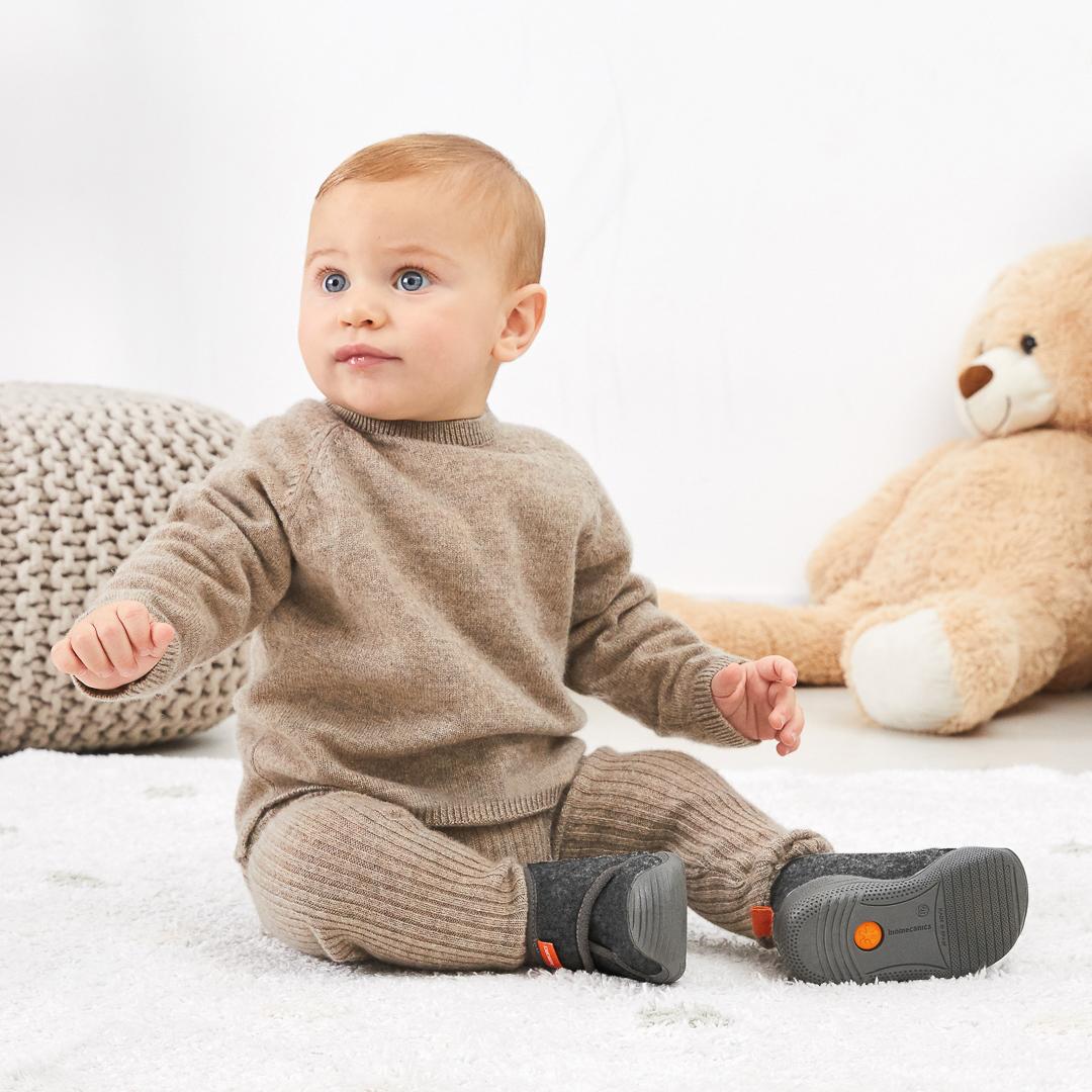 botines para niño
