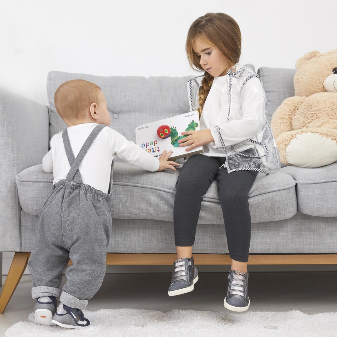 botas y botines para niños
