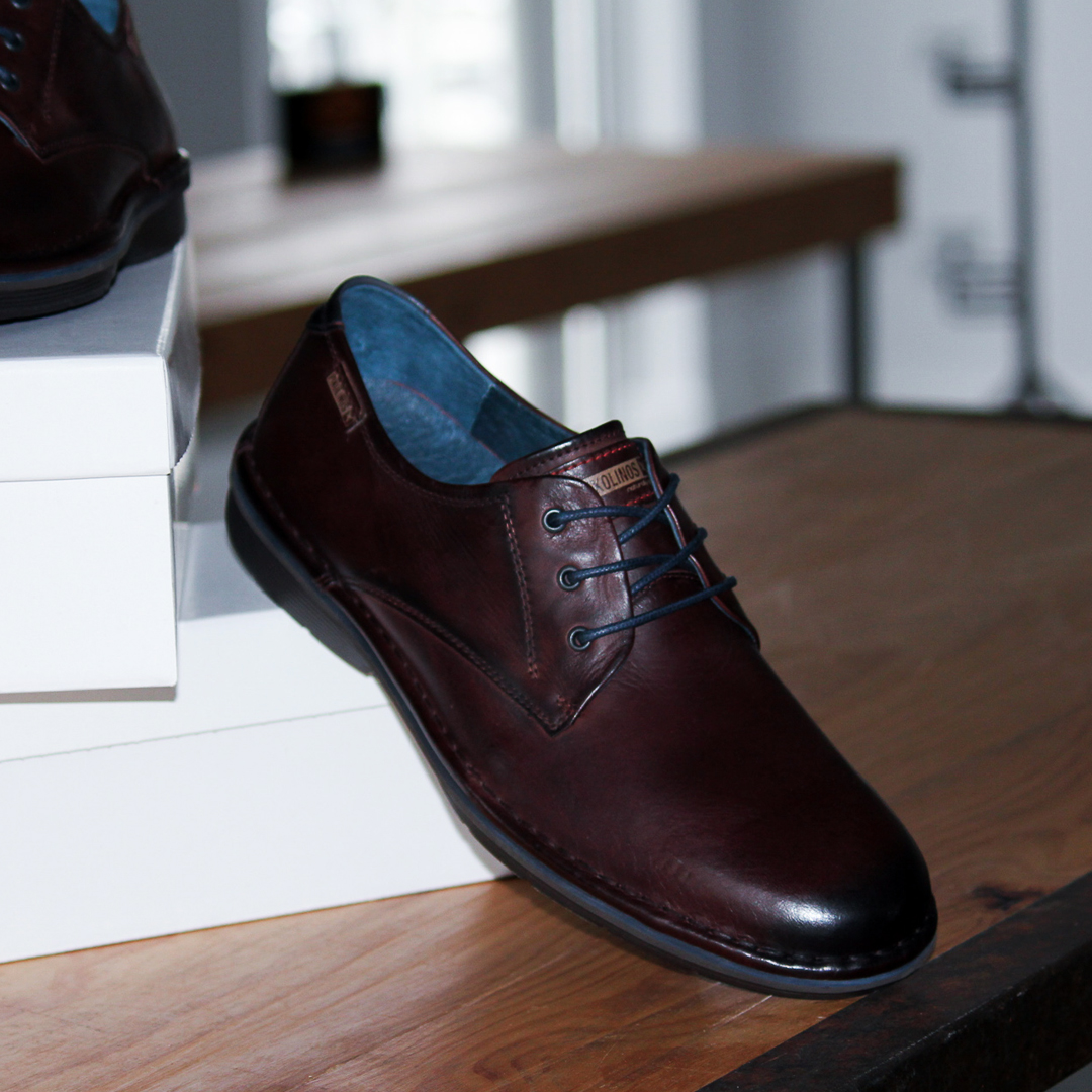 Cyber Monday Zapatos de hombre Pikolinos Lugo M1F-4091