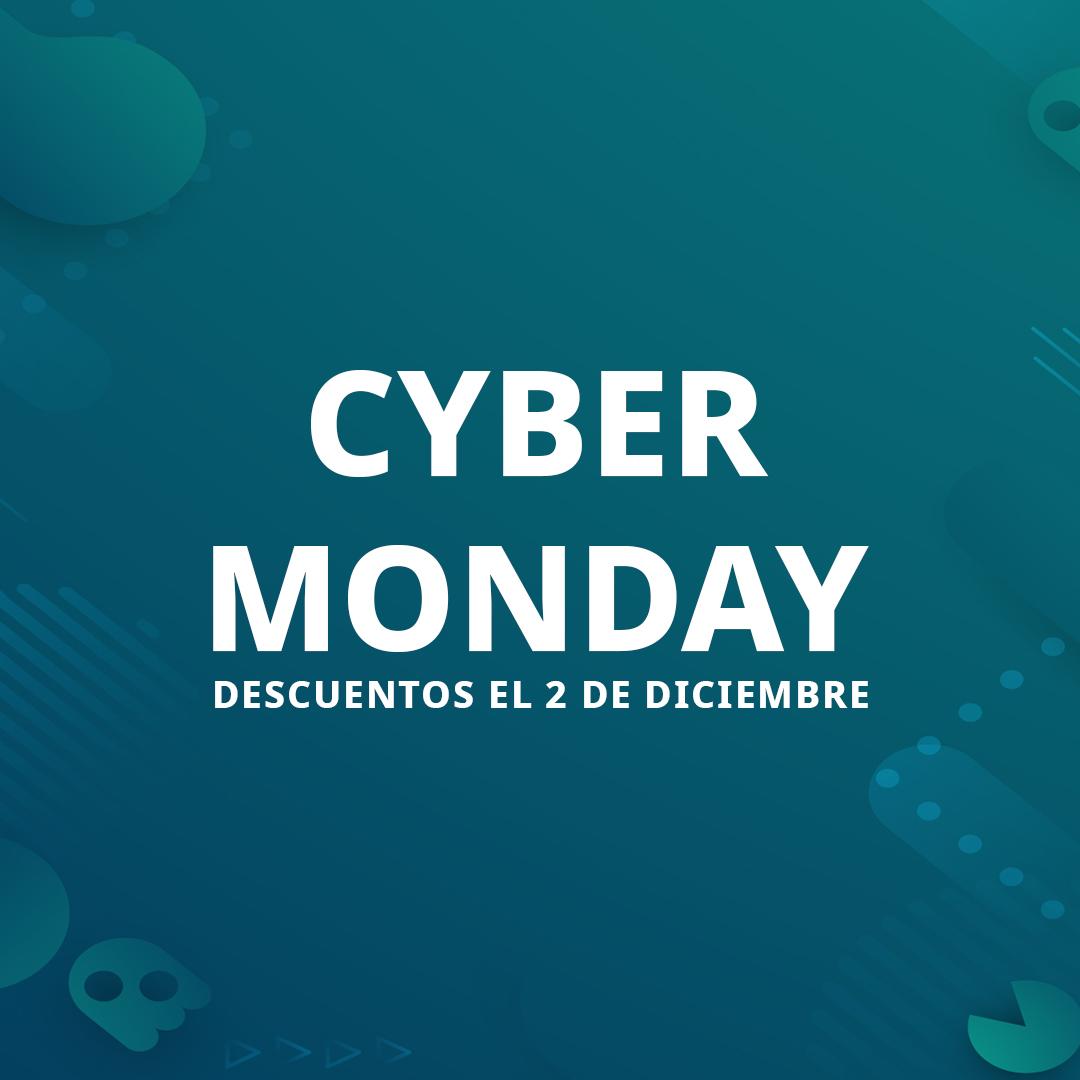 Promoción Cyber Monday  Catchalot