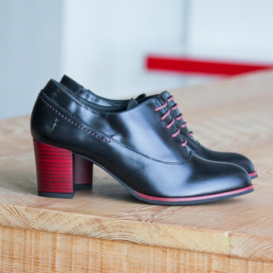 Promoción Black Friday zapatos con tacónn alma de candela 290