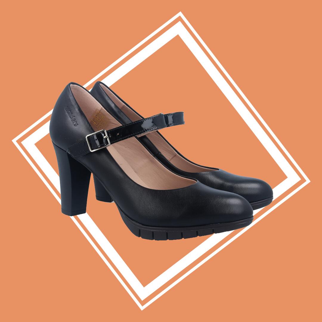 zapatos mary jane comprar zapatos con tacón Wonders M-1971