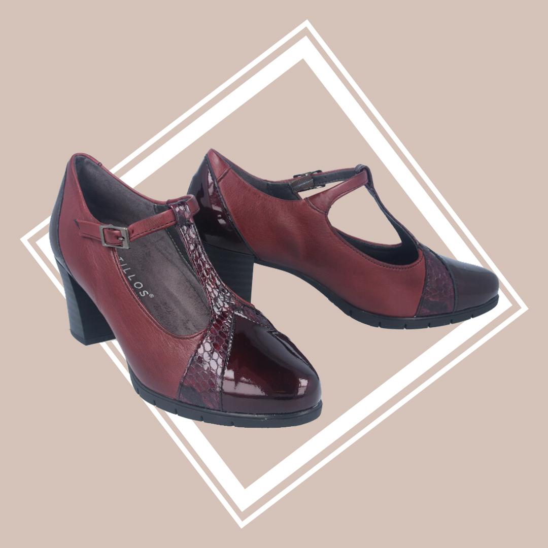 zapatos mary jane comprar zapatos de salón pitillos Gilda 5764