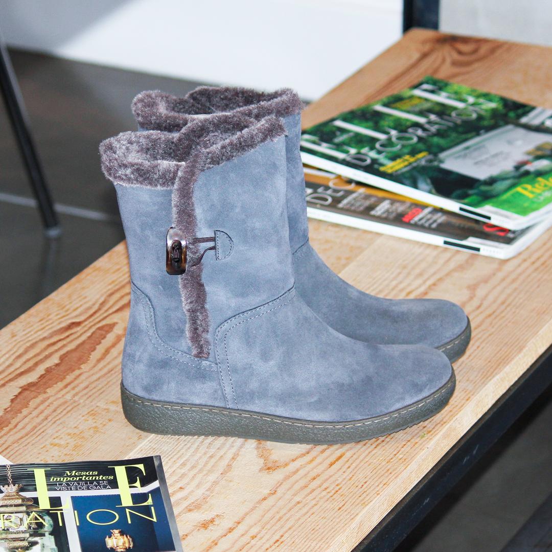 limpieza de botas de piel Alpe Urban