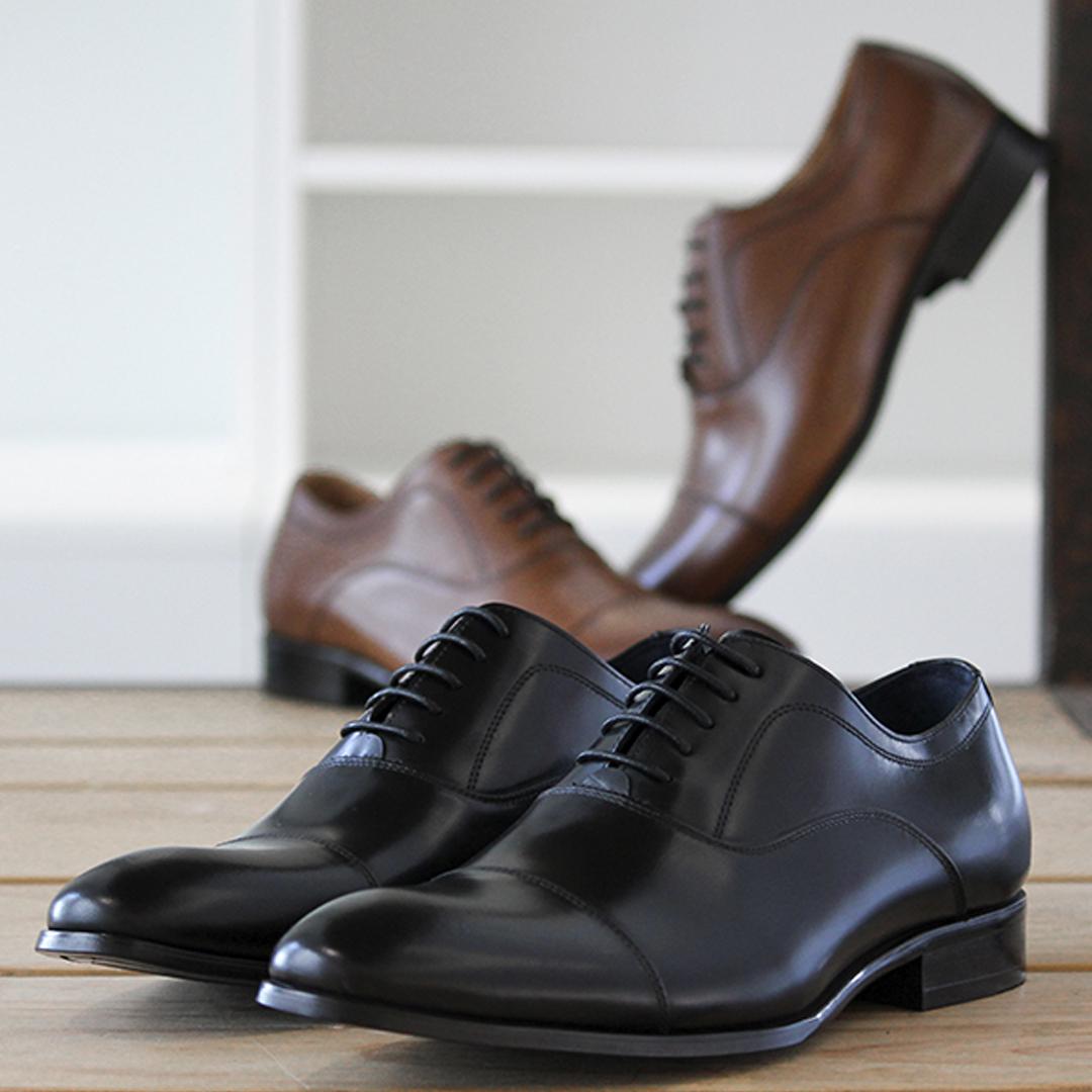 zapatos para traje hobbs M55 839 10S