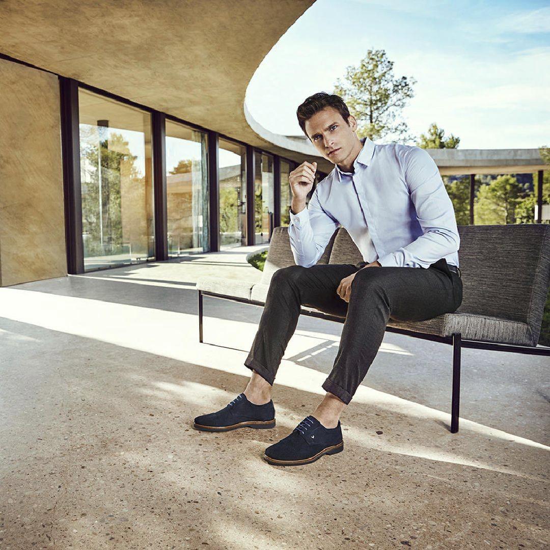 regalar zapatos a tu pareja Blucher Martinelli Lenny