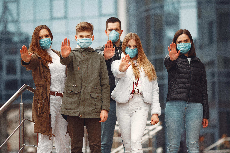 Stop Coronavirus. Zapaterías Catchalot