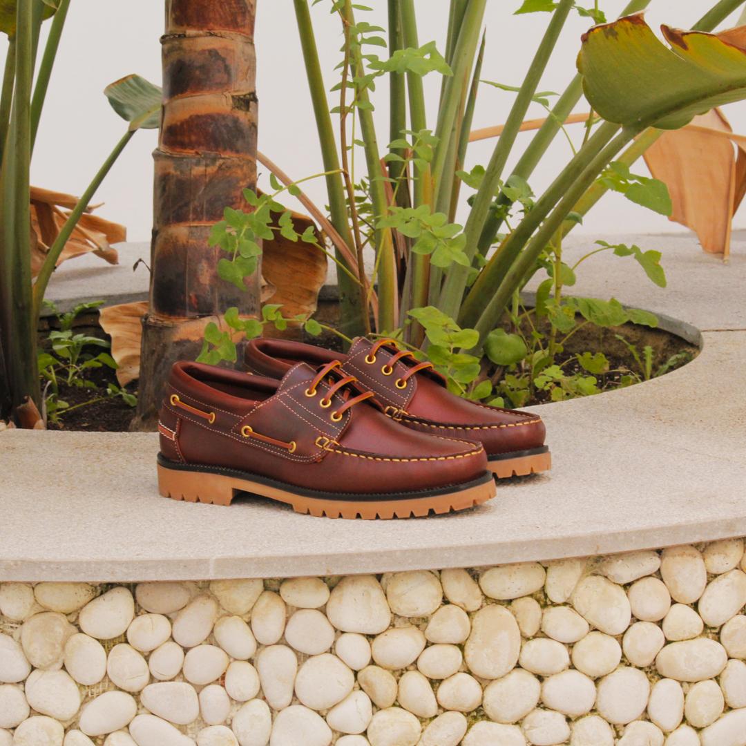 mejores zapatos de vestir para hombre Naúticos de caballero Catchalot 1140