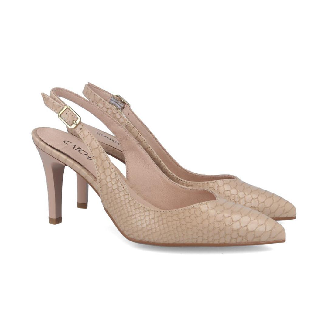 Moda en zapatos esta primavera 2020 mujer zapatos con tacon fino Patricia Miller