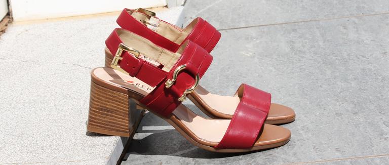 Zapatos de moda para primavera 2020