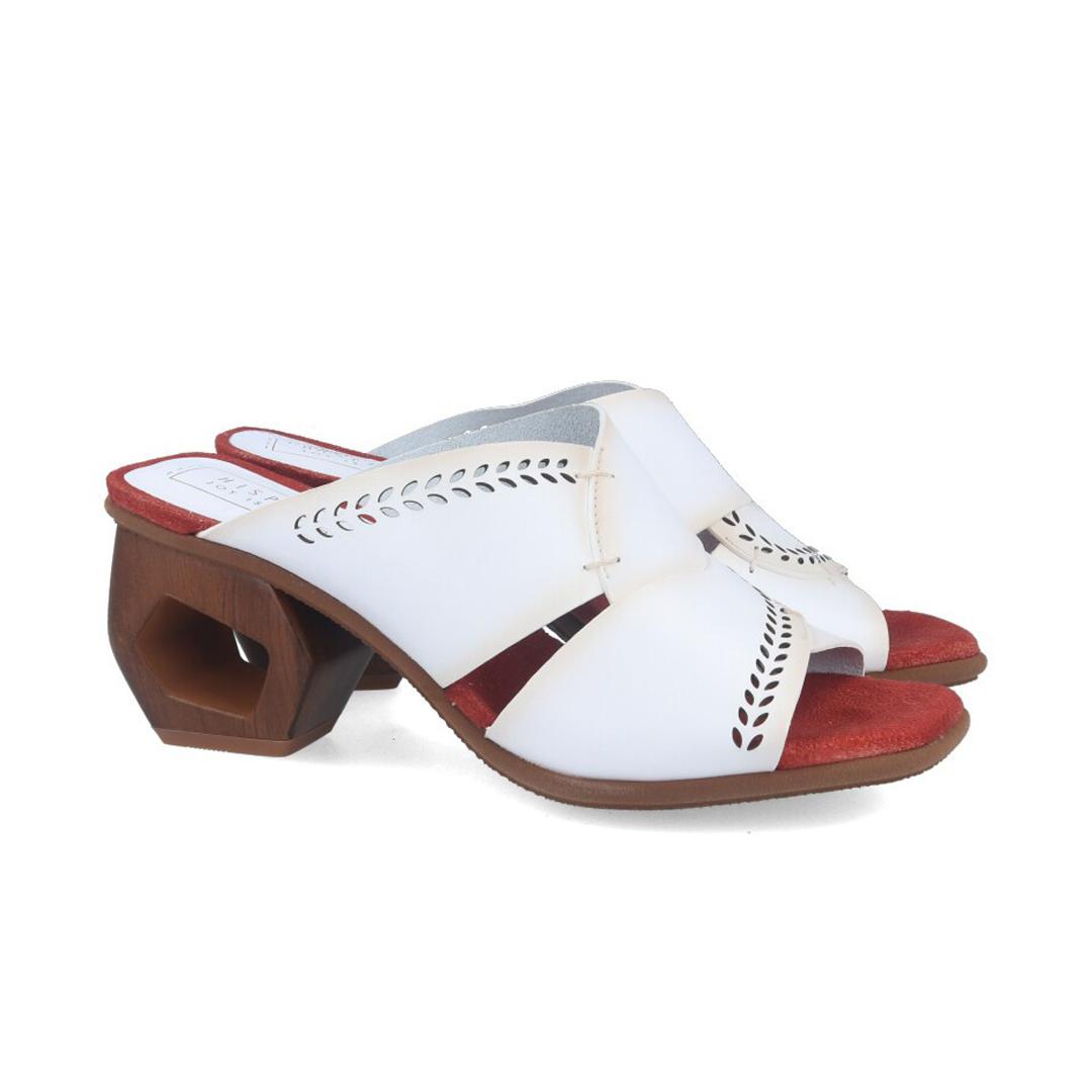 Moda en zapatos esta primavera 2020 mujer sandalias con tacon bloque  HISPANITAS HV 00191