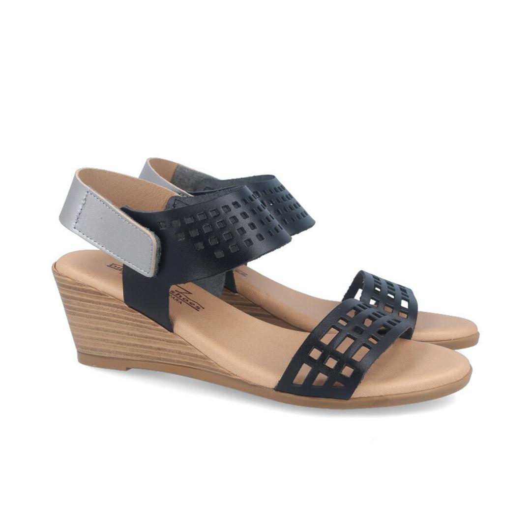 Moda en zapatos esta primavera 2020 mujer con plantilla de gel Andares 356643