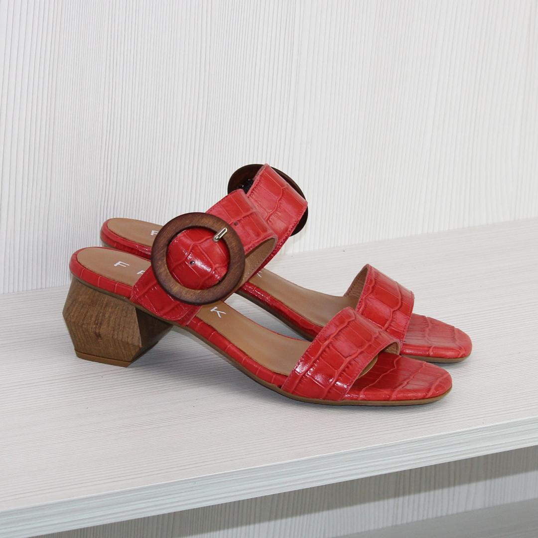 Zapatos con tacón cuadrado CATCHALOT 27915