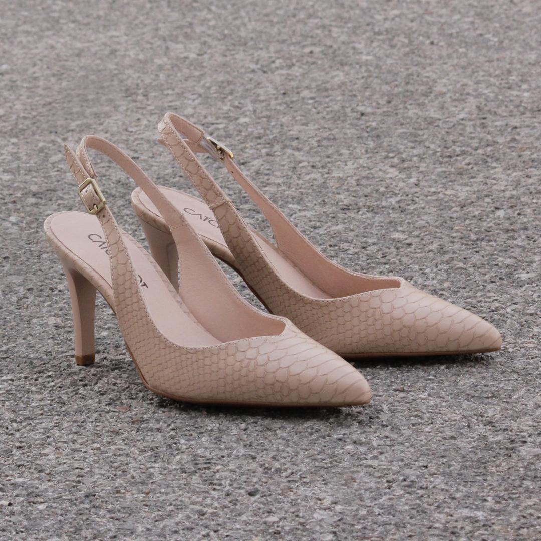 Zapatos con tacónstilettoo de aguja