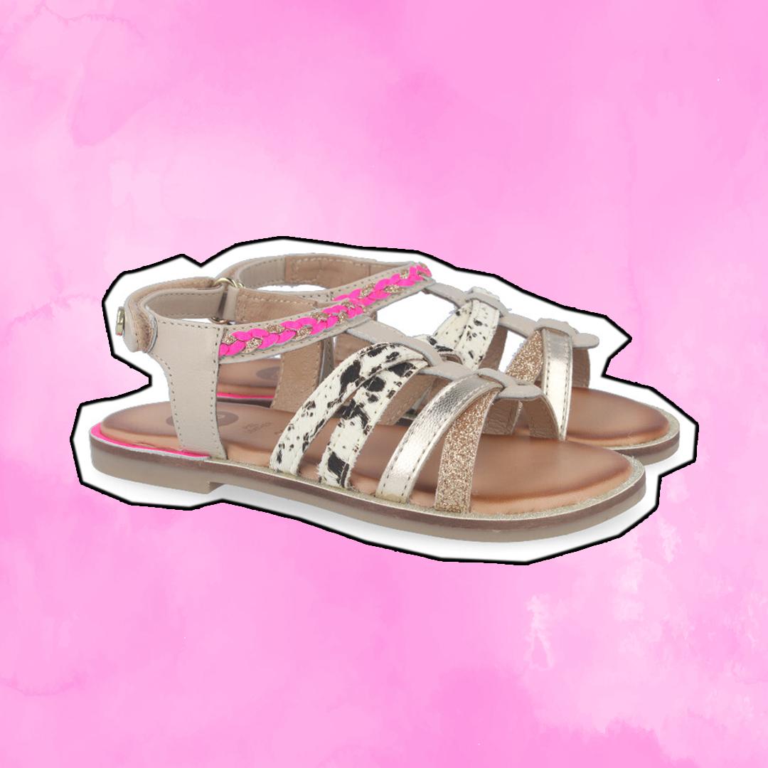 sandalias de niña gioseppo 58890