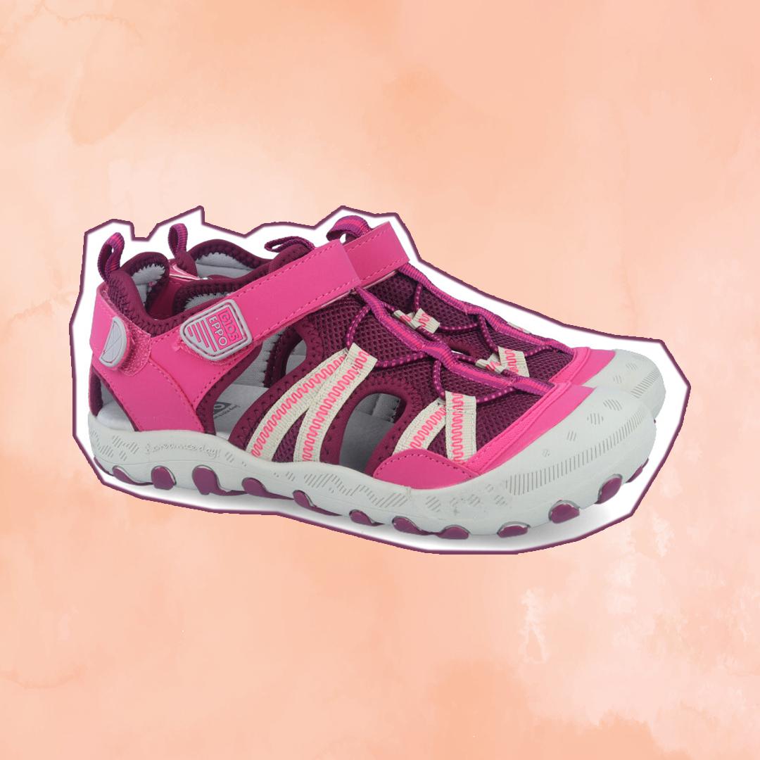 sandalias de niña gioseppo 59016