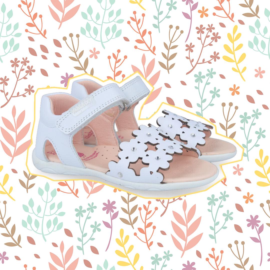 Sandalias de niña Pablosky 073300