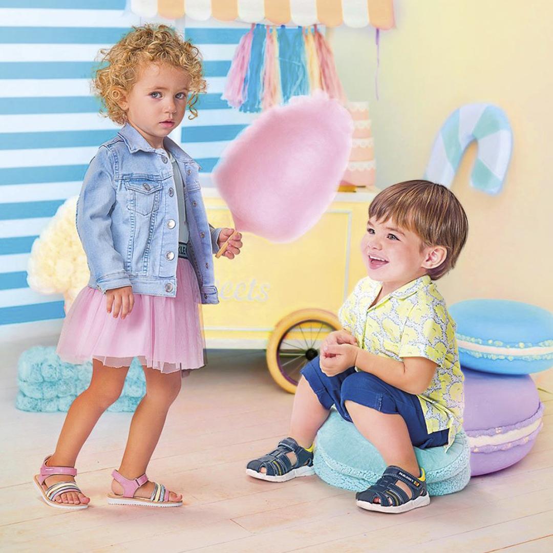 sandalias de niño para verano