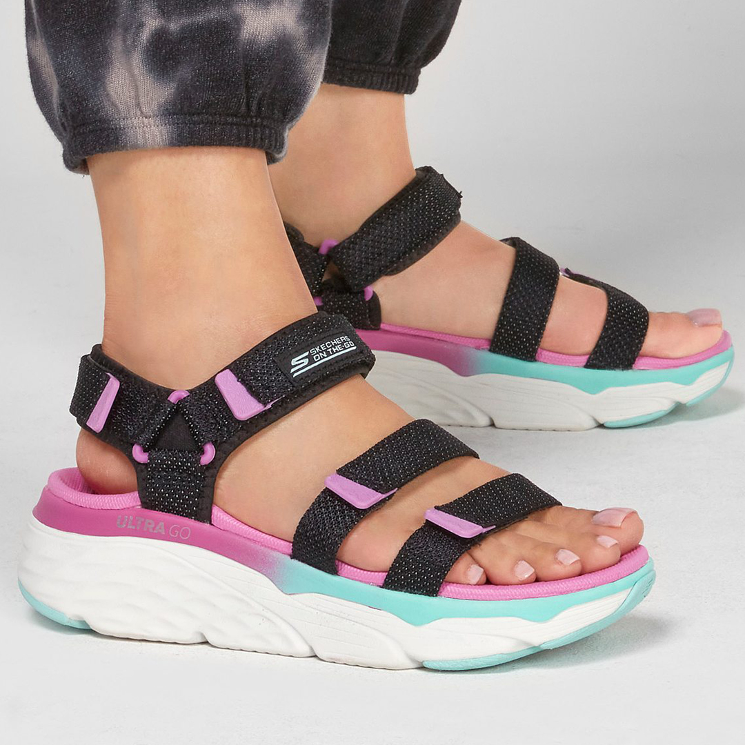 reinvención del calzado skechers 140120 max cushioning