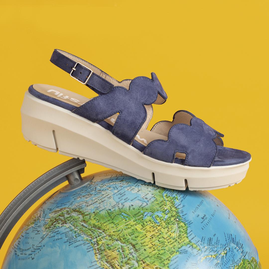 reinvención del calzado wonders D-8232