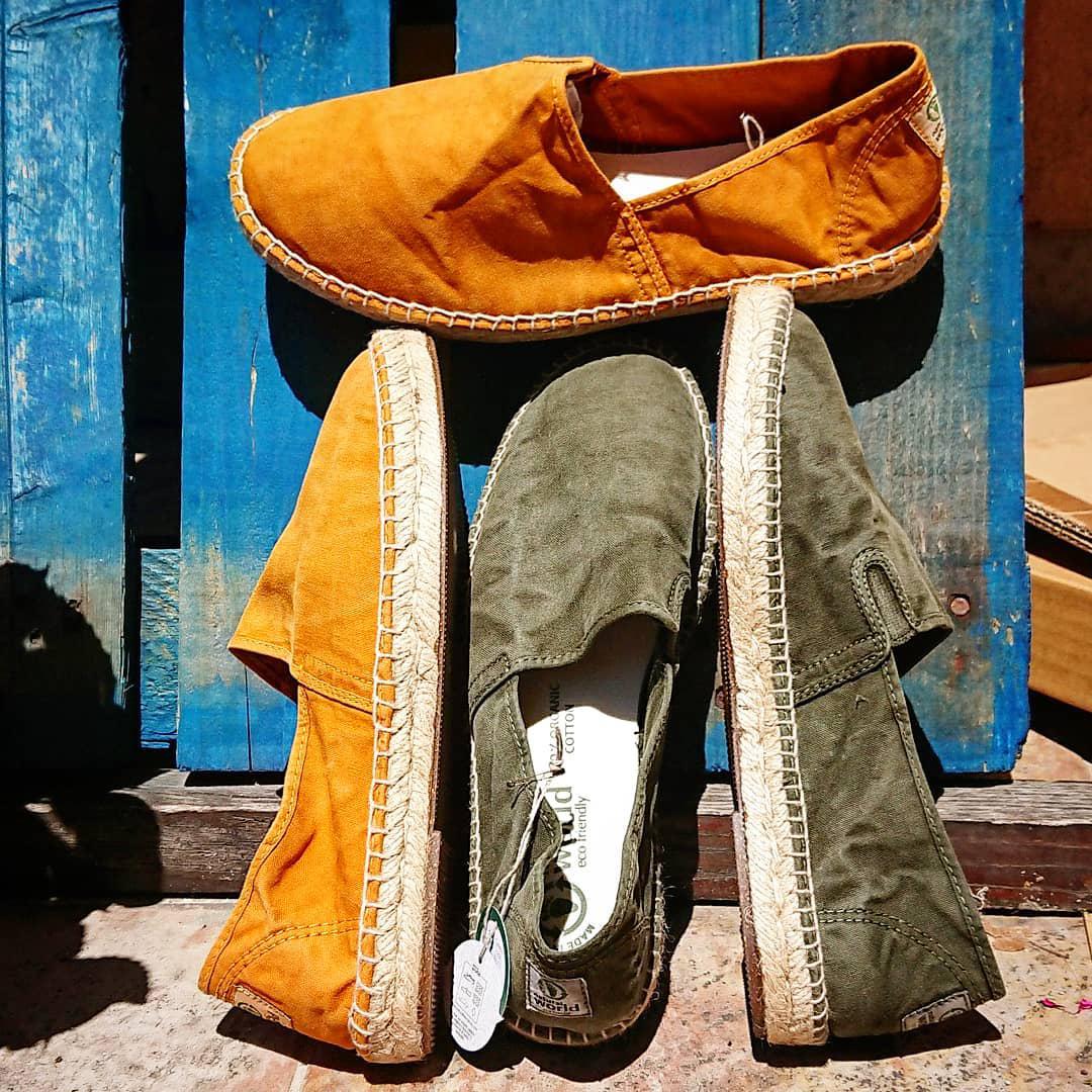 espardeñas zapatos para hombre Natural World