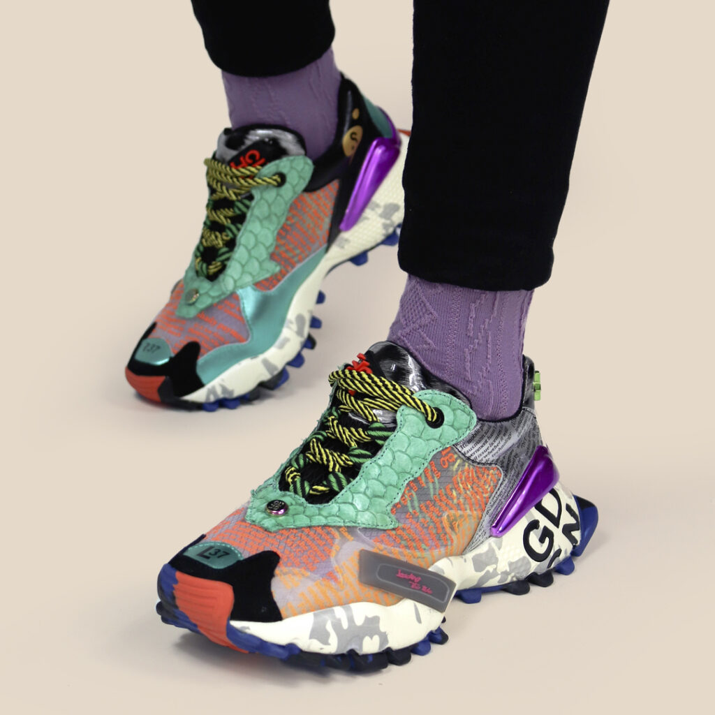 Zapatillas de colores Exé