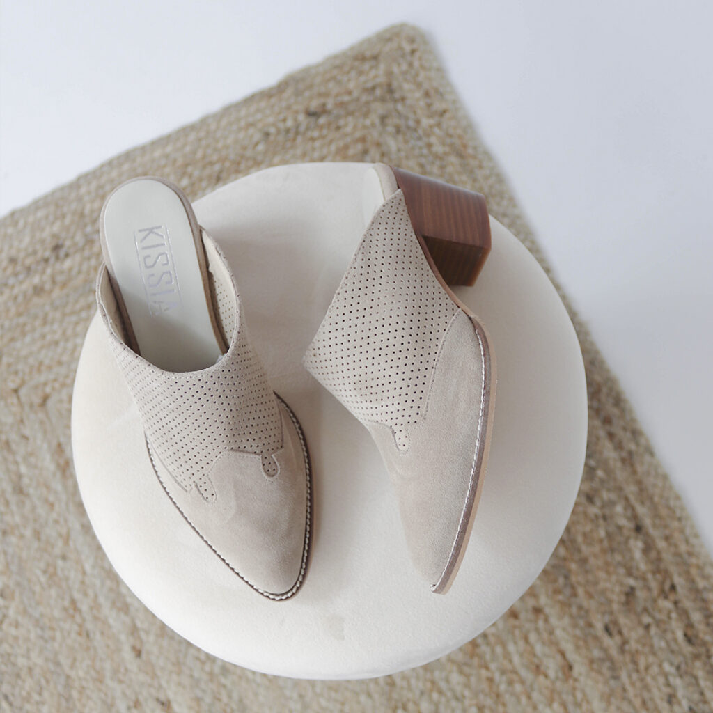 Blog zapatos Catchalot zuecos de piel de mujer